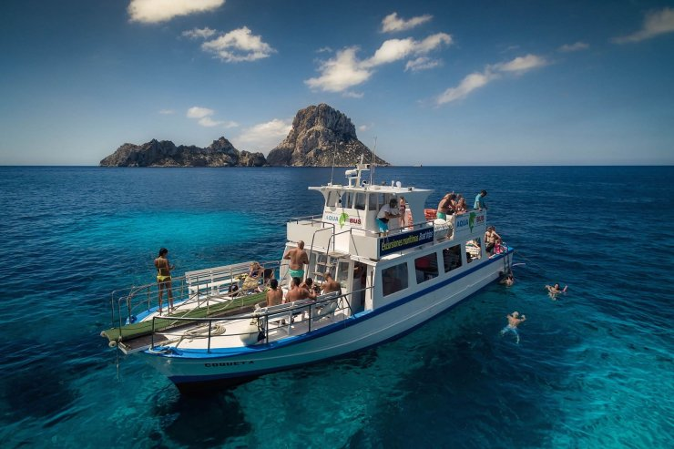 how to get to es vedra ibiza