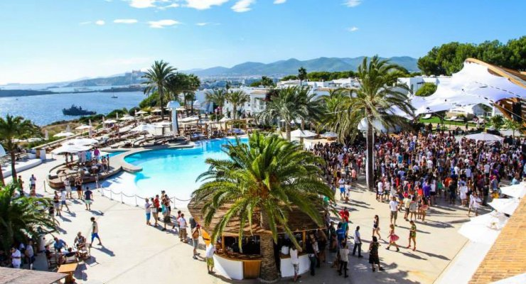 News Love Brunch At Destino Hotel 23rd August Ibiza Spotlight