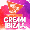 Float Your Boat - Cream Ibiza Official Boat Party San Antonio logo