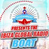 Oceanbeat presents the Ibiza Global Radio Boat logo