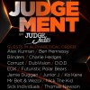 Judgement by Judge Jules logo