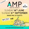 IMS Presents AMP in Ibiza logo