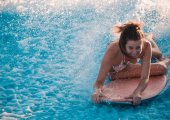 REVIEW | Surf House Ibiza Flow Rider
