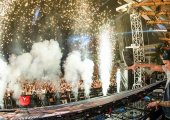Review: Avicii Closing Party at Ushuaïa 2015