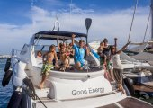 REVIEW |  Ocean waves with Smart Charter Ibiza