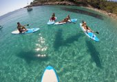 REVIEW | Stand up and paddle with SUP Boat Ibiza