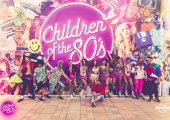 Children of the 80s special charity edition